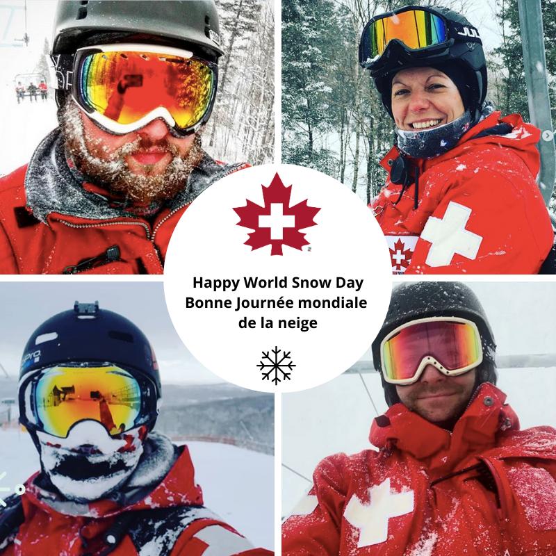 Happy World Snow Day! Celebrate by sharing your favourite snow selfies with us!  #WorldSnowDay ❄️❄️❄️  Bonne Journée mondiale de la neige ! Partagez vos selfies de neige préférées avec nous ! ❄️❄️❄️ https://t.co/wmjwrZ79uu