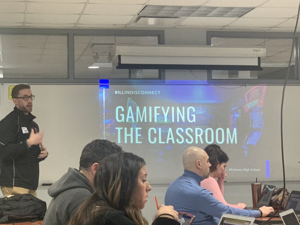 test Twitter Media - At #schoologyconnectIL learning about gamification with curriculum & this tool! #d30learns https://t.co/XmoP3KQGtt