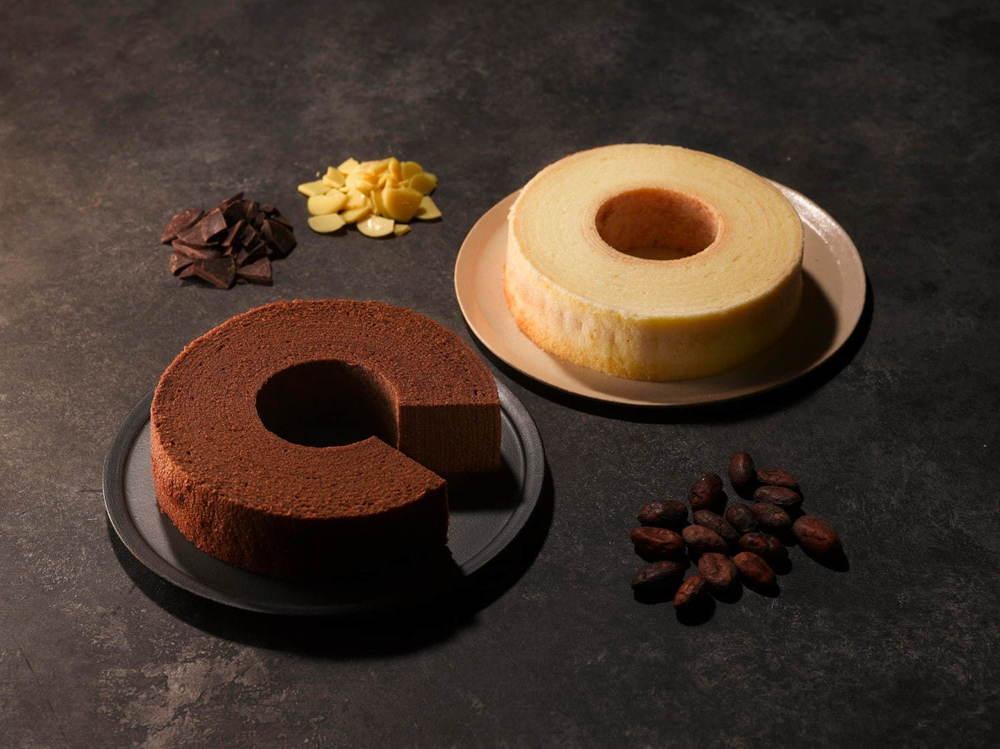 test ツイッターメディア - 治一郎×アロマ生チョコレート「カカオ」のバウムクーヘン、しっとりミルキーなホワイトチョコレート使用 - https://t.co/Pn0c1R8gwQ https://t.co/7v32Xp92fK