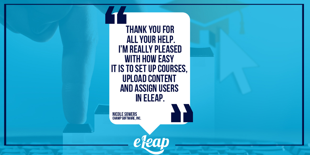 test Twitter Media - Create a course, add content and train your employees, it is that simple! 🤗 One of our many satisfied customers. 😊  👉https://t.co/uN8ZNEP4Hr👈 * * * #onlinecourses  #courses https://t.co/F9JQ5mnG6Y