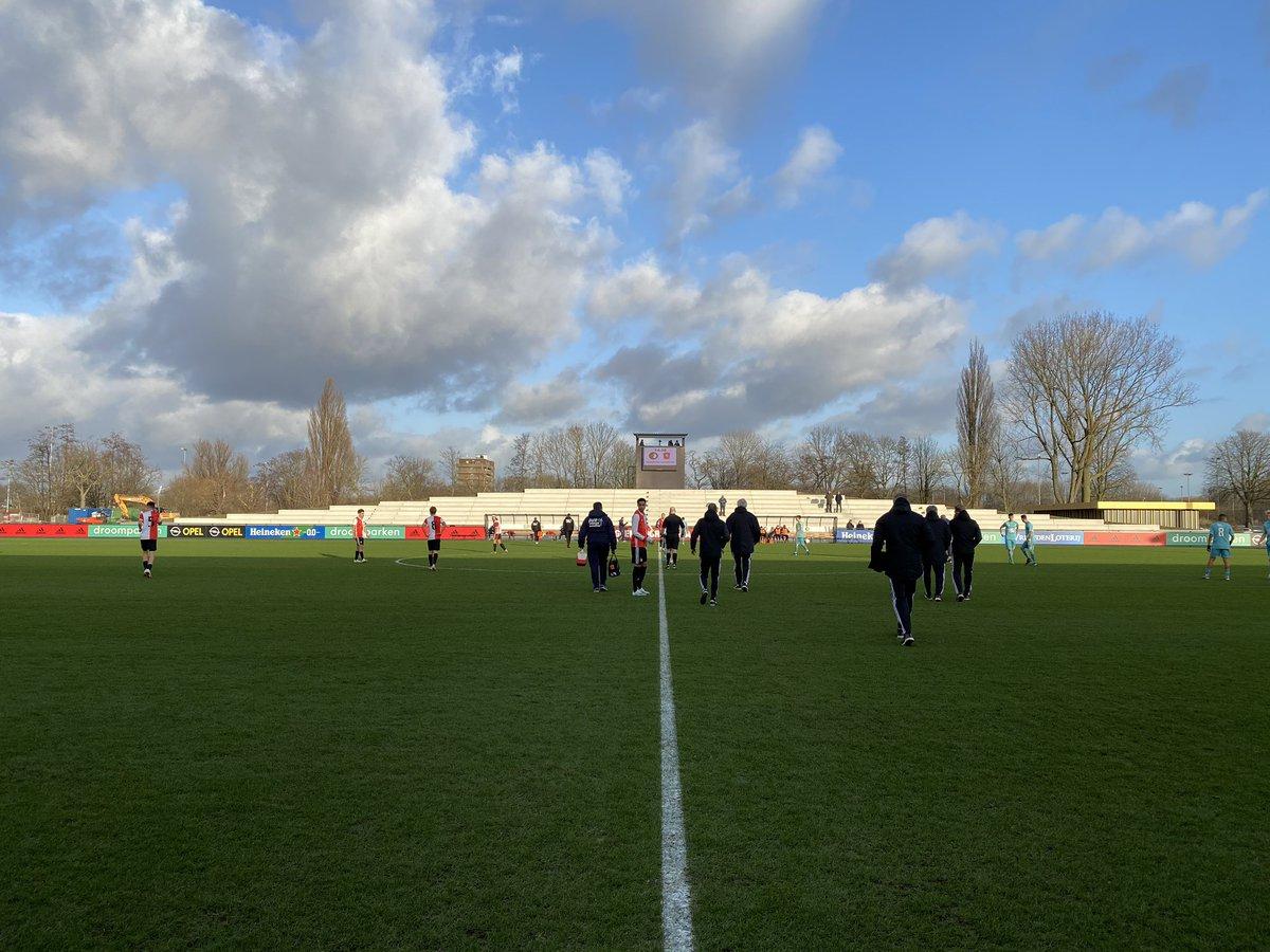 test Twitter Media - Daar gaan we weer!  LIVE ➡️ https://t.co/FzO1Aw6O0e  #FeyenoordO19 #feytwe (3-0) https://t.co/aU4Nw9f4EK