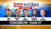 Tomorrow #exclusive @SundayFutures @FoxNews 10am et @SenTedCruz @Jim_Jordan @DonaldJTrumpJr @CongressmanJVD + @WhiteHouse legal team for @POTUS @realDonaldTrump Robert Ray join us #Live