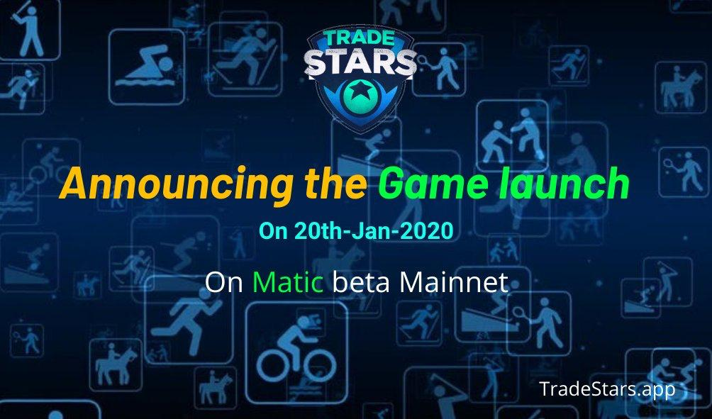 test Twitter Media - Great to see so much excitement for the Game Launch on 20th of January , I am equally excited to trade my favourite Cricket Players Tokens using my Sports Knowledge. Register Now on @TradeStarsOK #TradeStars #FantasySports #Cricket  -https://t.co/QiVSCahuZz https://t.co/Q1MUMXnbbf
