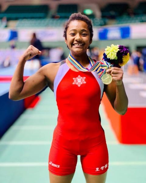 test ツイッターメディア - 【朗報】日本の女子レスリング界に、超逸材日本人選手現る 伊調馨と同じく青森・八戸から名門・至学館へ 最近の日本人スポーツ選手すごすぎる https://t.co/XpEhvE6YH5 https://t.co/GXxjTtW24C