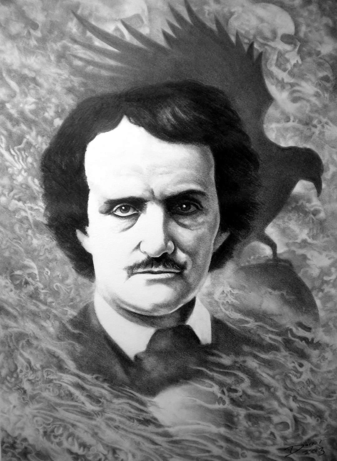 """#NatiOggi  """" I veri sognatori non dormono mai""""  Edgar Poe  Il 19 gennaio 1809 nasceva Edgar Allan Poe: è stato uno scrittore, poeta, critico letterario, giornalista, editore e saggista statunitense. Considerato uno dei più grandi e influenti scrittori statunitensi della storia. https://t.co/H0BIlIl9Em"""