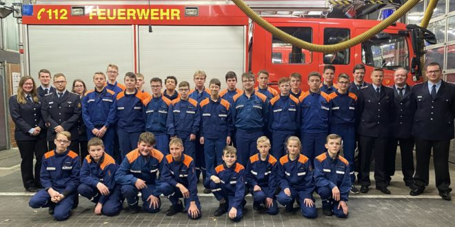 test Twitter Media - Offizieller Start ins Jugendfeuerwehrjahr 2020 https://t.co/Q35MFgxqMI https://t.co/poYFMejrrb