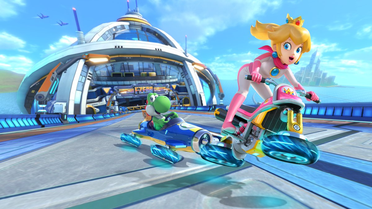 Still aiming for top 8 in the #MarioKart 8 Deluxe North American Online Open? There's one more chance! Day 3 is starting soon, so be sure to enter today's tournament code from 12pm - 6pm PT to get in on the action and a shot at 2500 My Nintendo Gold Points!  Code: 1453-2535-4539
