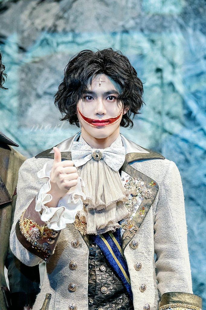 20200114. 뮤지컬 웃는남자 프레스미팅. Musical : The Man Who Laughs. (L'Homme qui rit) 배우: 수호(SUHO) #EXO #엑소 #SUHO #준면 #수호 #Junmyeon #金俊勉