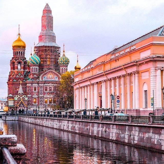 test Twitter Media - RT @Travelito24: Saint Petersburg ❤ https://t.co/3JnaOwFe6S