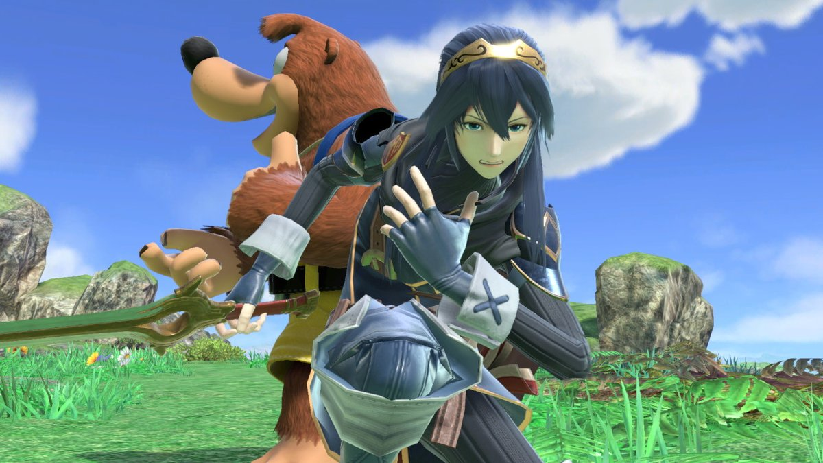 #SmashBros #SmashBrosUltimate #NintendoSwitch they say '' Thank You Everyone''