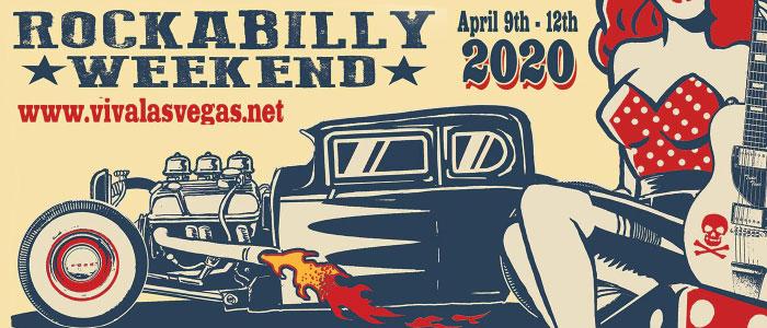Viva Las Vegas Rockabilly Weekend 2020    @tomPIngram #vegas
