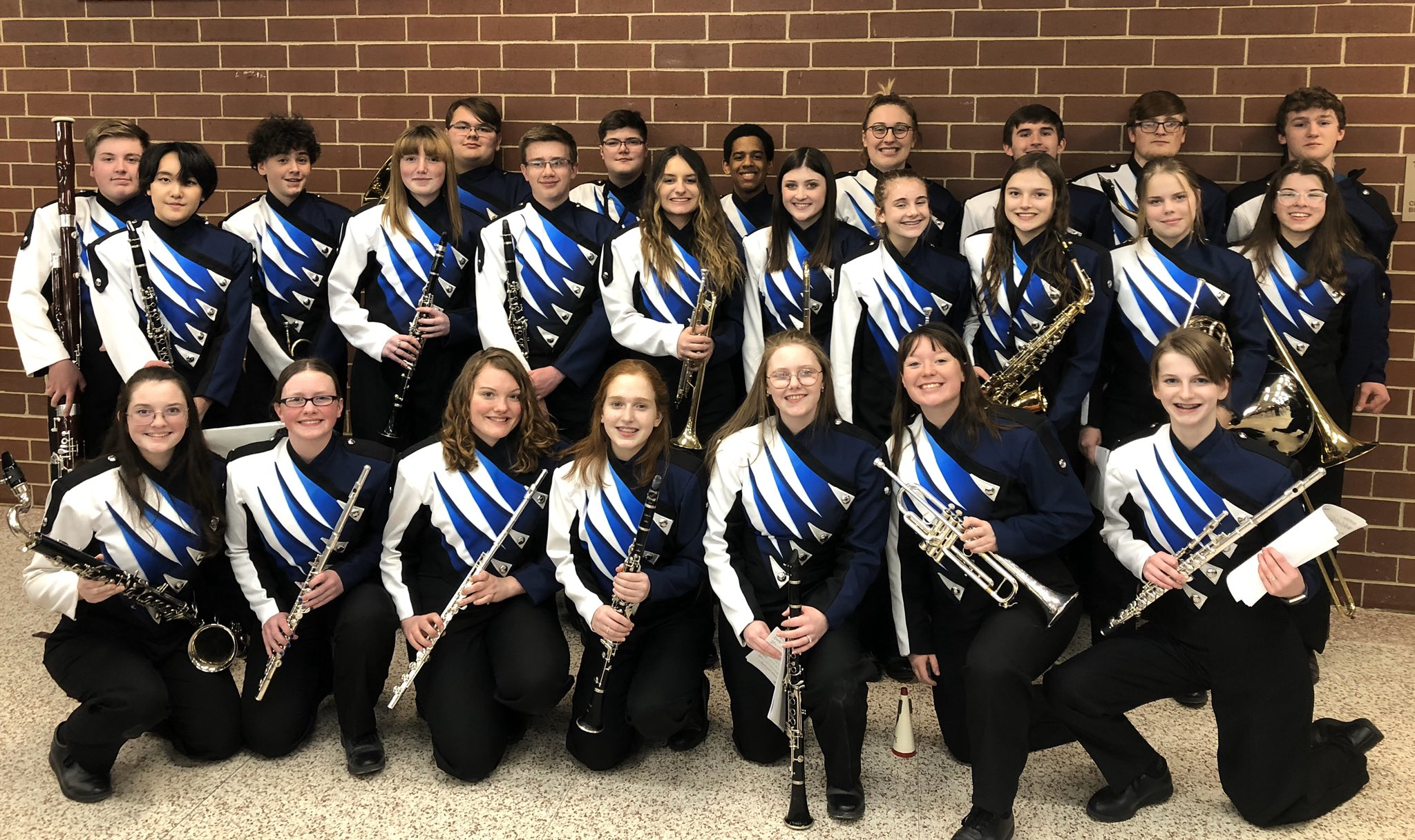 SWIBA Honor band at 7 at Atlantic HS. Go Band! https://t.co/5meZNZEXOV