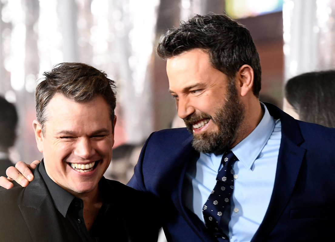Damon and Affleck Reunite to Film in #Ireland Ireland: https://t.co/reEWiMtv6H https://t.co/xg6f8QpwNS