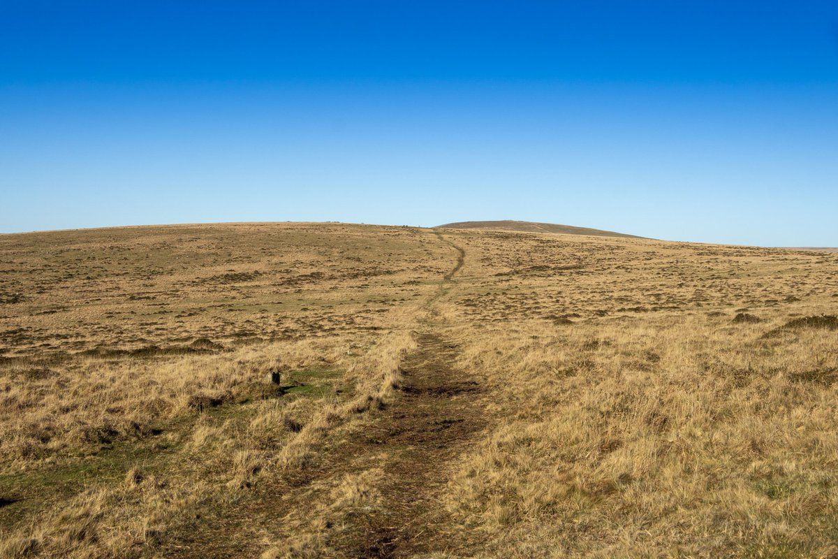 test Twitter Media - Moor Monday... The long walk up to Piles Hill. Don't let the image deceive you - it's a long, steep, walk to the top. But the views are nice.  #Dartmoor #Sunshine #Photography #OSMaps #Walking #Hiking https://t.co/KFLAtn31YT