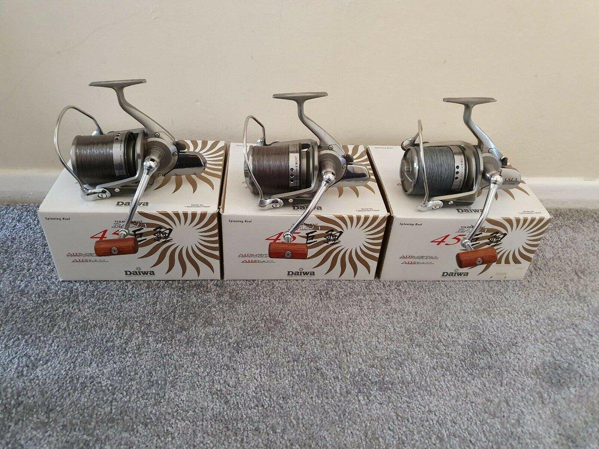 Ad - Daiwa Basia QDA Big Pit Carp Fishing Reels x3 On eBay here -->> https://t.co/JLVdKdh4ZH