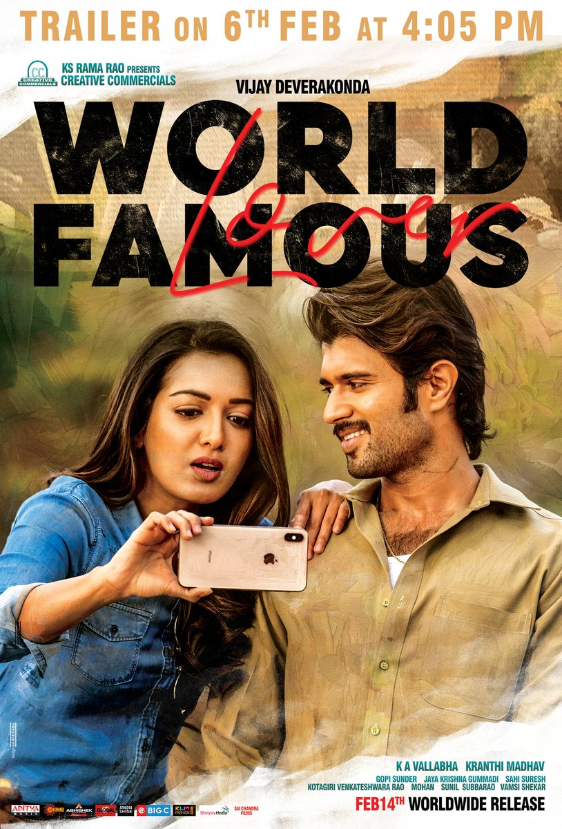 World 3 - Love in the Mines.   #WorldFamousLover This Valentine's Day - Feb14th.  Trailer on Feb 6th.