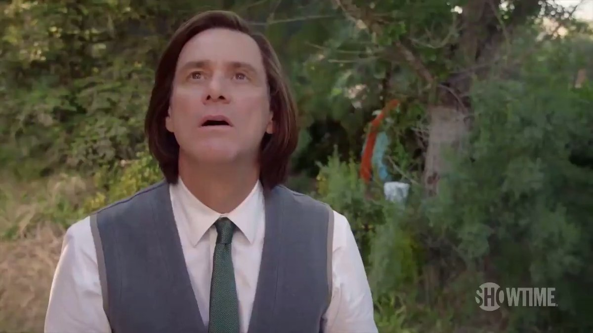 Yeah...I miss you too! Good thing you can see me this Sunday on the Season 2 Premiere of Kidding on @showtime Whoohoo!