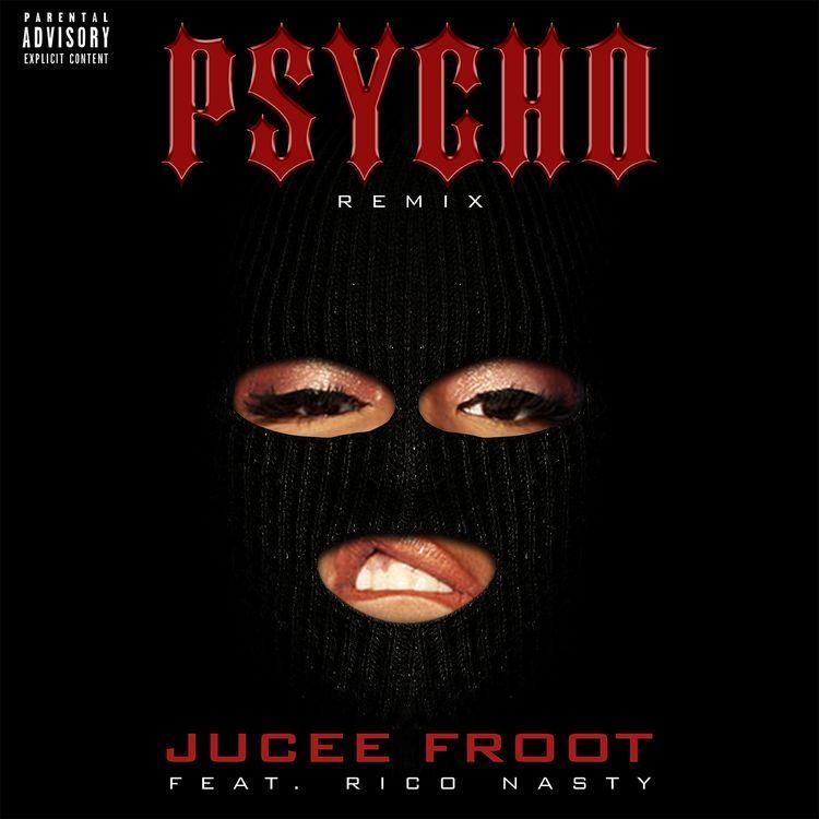 """#NowTrending📈   @iamjuceefroot - """"Psycho (Remix)"""" ft. @Rico_nastyy   Listen here:"""