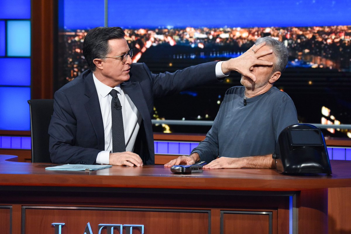 This is how friends greet each other, TONIGHT on #LSSC!