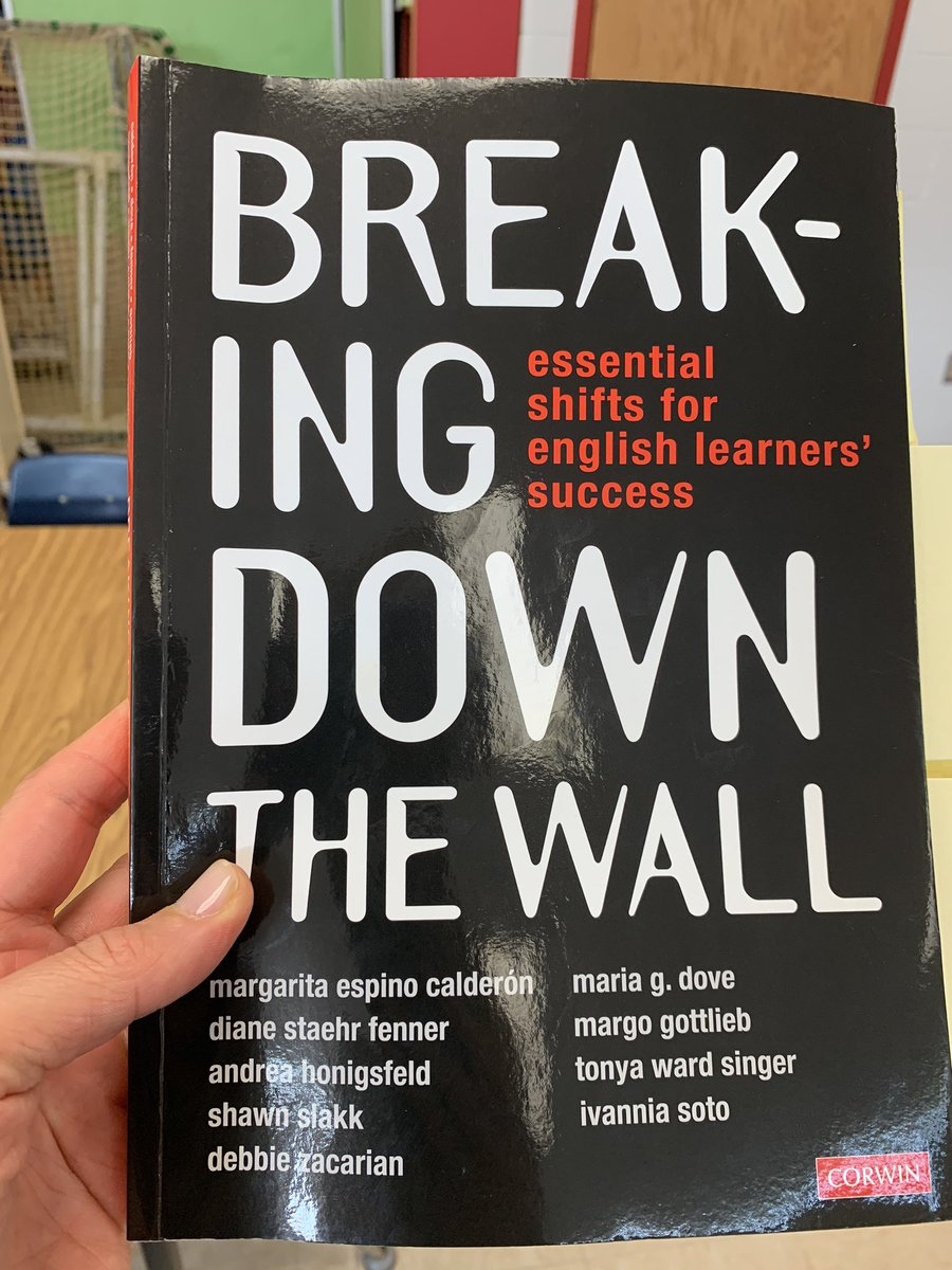 test Twitter Media - @AmyWatsonLVCSD thank you for the very thoughtful 3-2-1 summary of chapter 1 of #BreakingDownTheWall @DebbieZacarian @DStaehrFenner —what an important way to begin a leadership conversation about asset-based approaches to #ELLs in @lvcsd @biddyra @DanAlpert1 https://t.co/8FlEQv57Mj