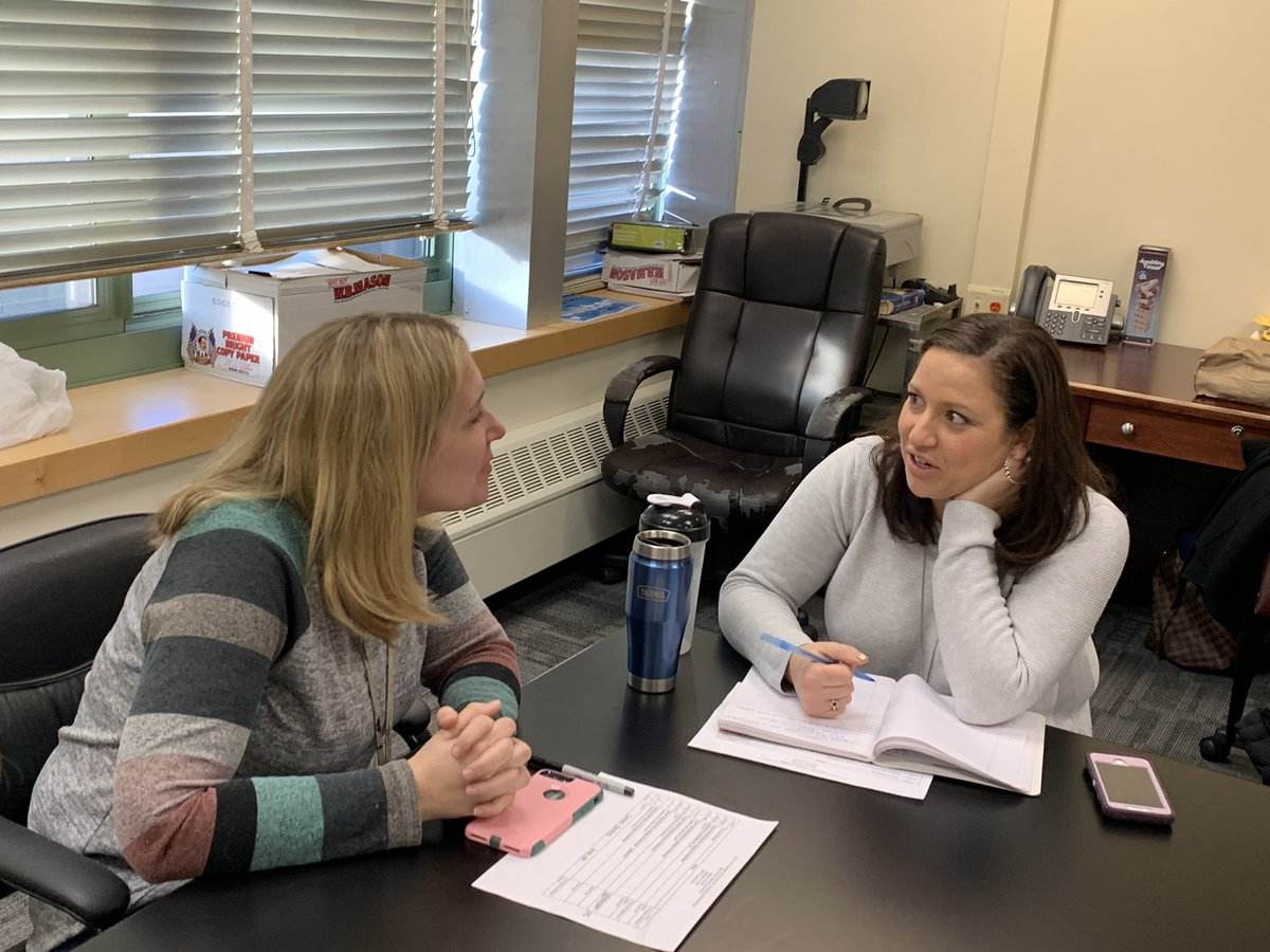 test Twitter Media - Coteaching teams participate in my appreciative inquiry protocol —lots of laughter and some tears of joy and appreciation, too! @BellportMiddle https://t.co/wqfgXal752