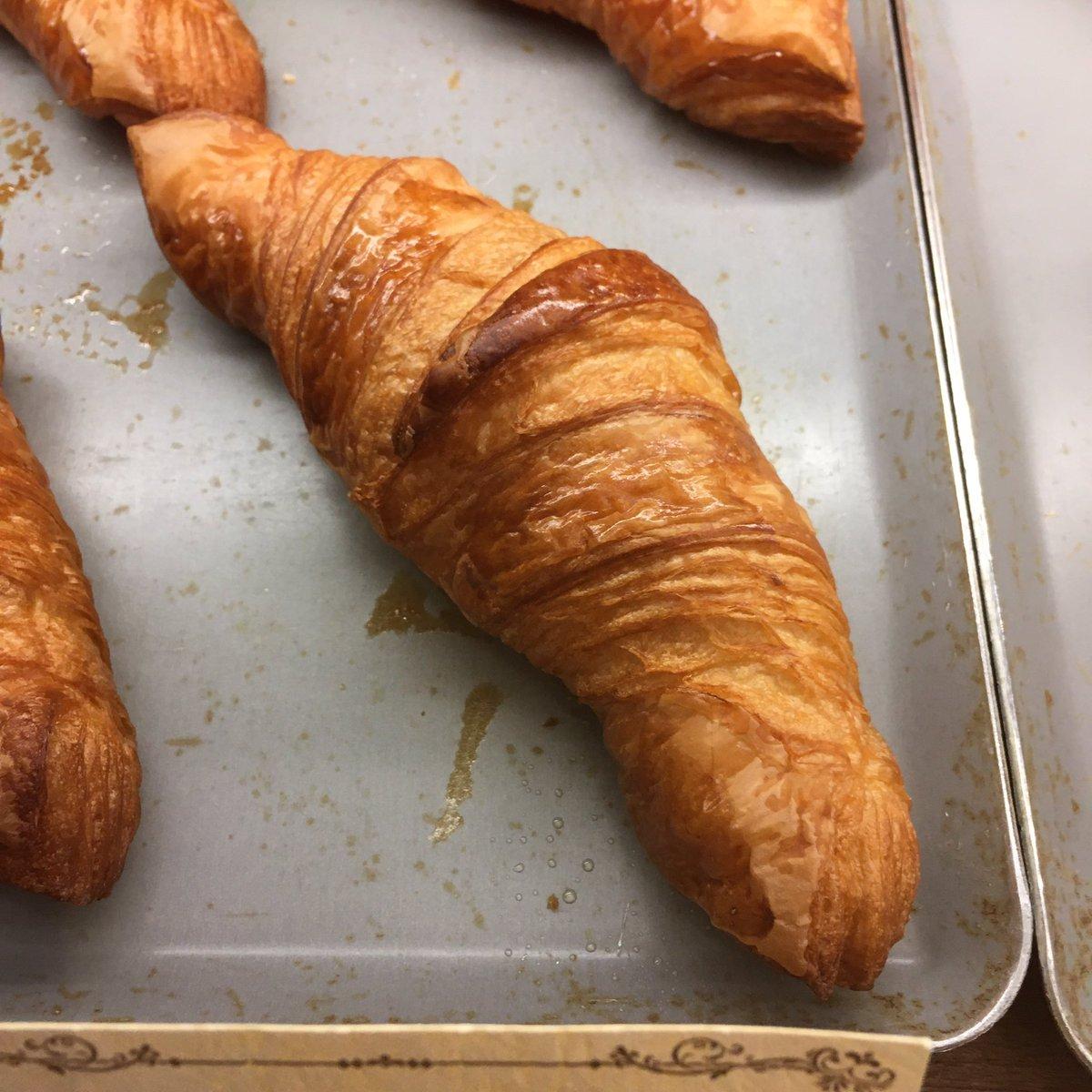 test ツイッターメディア - ・パン屋のモンブラン ・クロワッサン ・クロワッサンショコラ ・くるくるフランク が焼きあがりました(๑・̑◡・̑๑) https://t.co/cJ4KToQn88