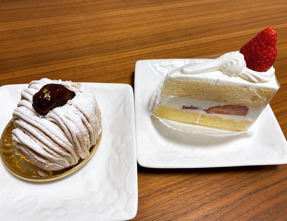test ツイッターメディア - JAL国内線ファーストクラスの茶菓にも採用されたこともある地元の名店、レタンプリュスのケーキ🍰 焼き菓子もパンもオススメーー。  #jaltrico #発見レポ #レタンプリュス #モンブラン #柏高島屋 https://t.co/1yF8SGmti1