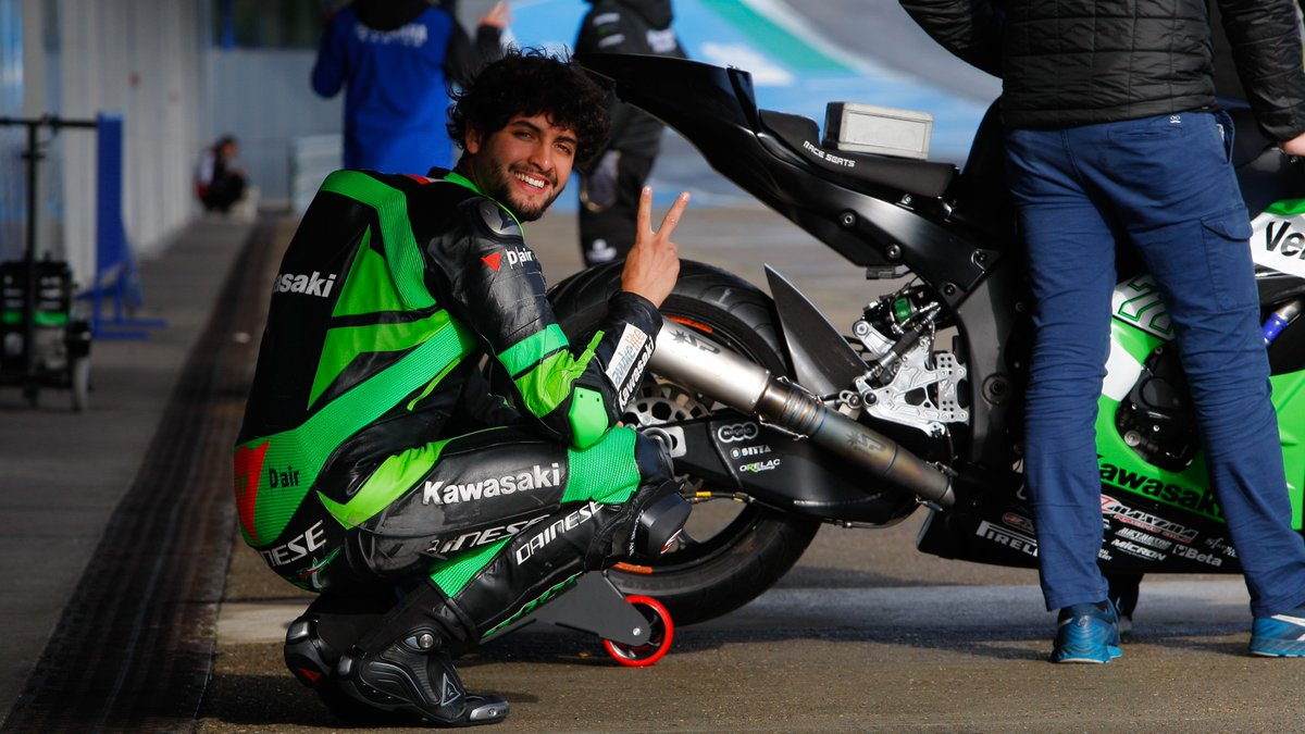 test Twitter Media - South American vibes: Mercado and Scheib preview 2020 title fight⚔️  Fresh from Jerez testing, the Argentine rider speaks about his ambitions whilst Scheib emphasises his pride of representing Chile on the WorldSBK stage…  📃| #WorldSBK  https://t.co/RVmevDNNjg https://t.co/WQ9Lbf8NKI