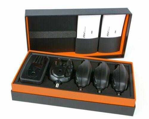 Ad - Fox CEI158 4 Rod Acoustic and Optical Bite Alarm Set On eBay here --&<b>Gt;</b>&<b>Gt;</b> http