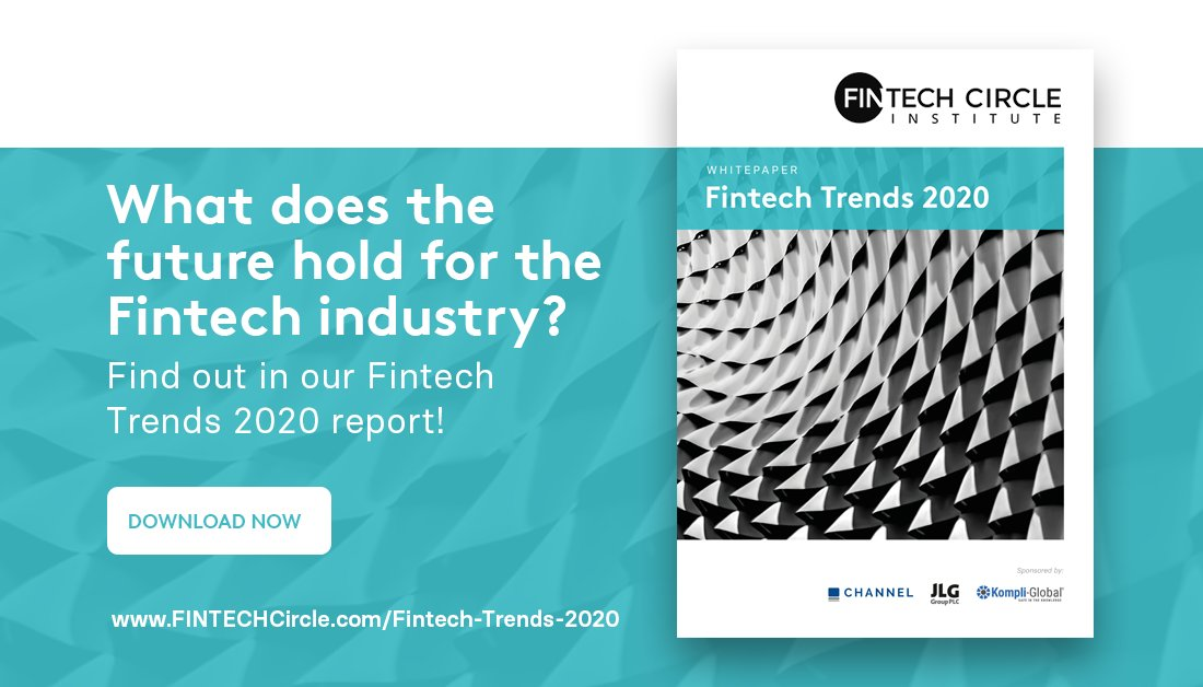 The results are in! @FTC_Institute surveyed the industry to get expert opinion on the future of #fintech.   Check out a detailed analysis in the Fintech Trends 2020 report!   Sponsored by @jlggroup @kompliglobal @Channel_Capital  #WEF20 #insurtech #regtech