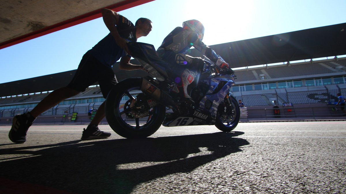 test Twitter Media - #WorldSSP testing turns to thrilling Portimao  Big names in WorldSSP are joined by the welcome return of 2004 and 2007 WorldSBK Champion James Toseland, who comes back to the paddock as team manager  📃PREVIEW | #WorldSSP  https://t.co/J17Kko1sF1 https://t.co/LkwjTDOQeq
