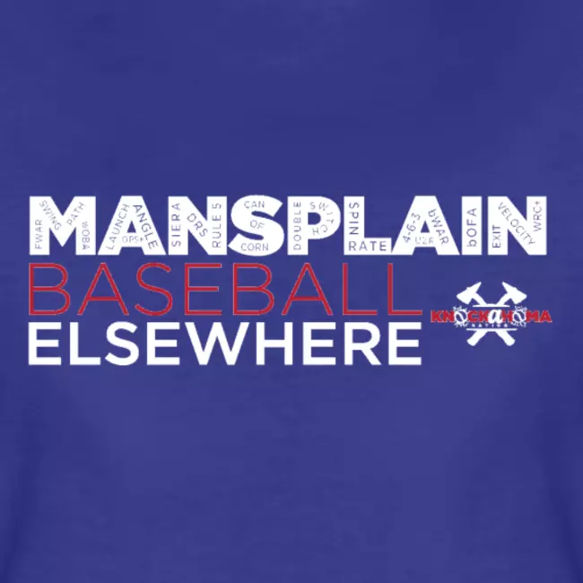 test Twitter Media - Ladies,  Do you love baseball?  Have you forgotten more about baseball than your male friends even know about it?  Do you know who the winning pitcher was when Sid Slid?  Then we have the shirt for you!  Peep the latest swag at the Knockahoma Nation store https://t.co/xXNo6YFGa2 https://t.co/p0BIVAEaHc
