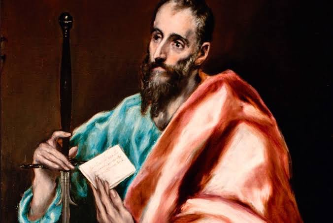 test Twitter Media - Tomorrow's feast of the Conversion of St Paul makes us thank the Lord Jesus for the gift of our Catholic faith - that He has called us to be His disciples within His Body the Church and invited us into a personal life-changing friendship with Him. https://t.co/3JbLsisc5d
