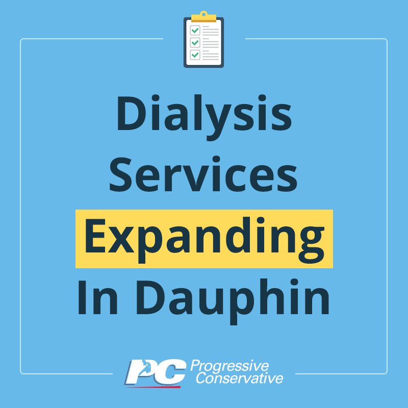 test Twitter Media - An additional 12 spaces will be added for dialysis patients!   Get the details here: https://t.co/QQyvLsBgMN   #mbpoli #MovingManitobaForward https://t.co/7LHE33ThcC