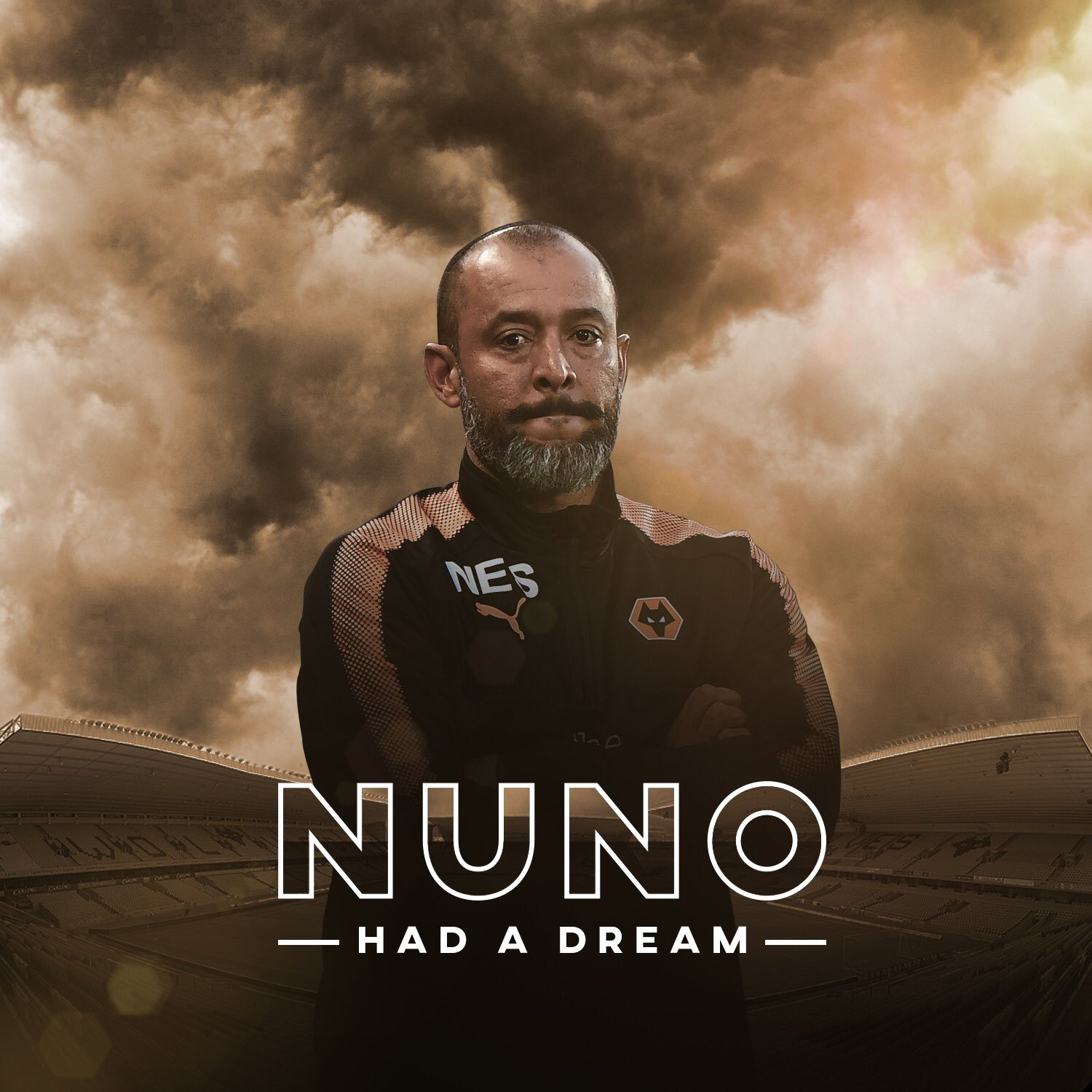 Today is the day all Wolves fans rejoice and celebrate the birth of our God. Happy birthday to you @Nuno 🎂🎉⚽️🐺🧡🖤 #wwfc https://t.co/xIdSa09ZWp