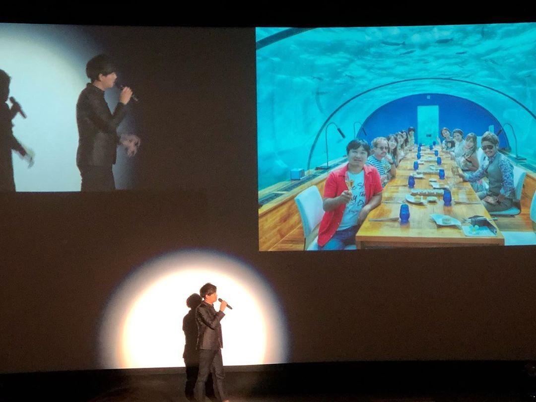 test ツイッターメディア - 東京お台場のダイバーシティにて映画館を貸し切って新規事業の説明会を行いました‼︎ 約200名の新規の方々が東京にあつまって講師陣で事業について、起業を目指す人へというテーマをお話ししました。100名近くの方がメンバーに加わることに! https://t.co/5RwFqQrEnq