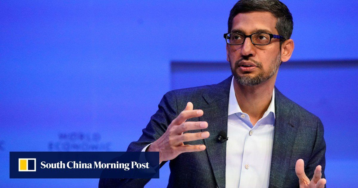 test Twitter Media - Tech #CEOs in #Davos dodge issues   by warning audiences about #AI   https://t.co/xrpms8By5I #fintech #ArtificialIntelligence #MachineLearning #DeepLearning #ethics #privacy #BigData @scmpnews @business https://t.co/OZrk27axBY