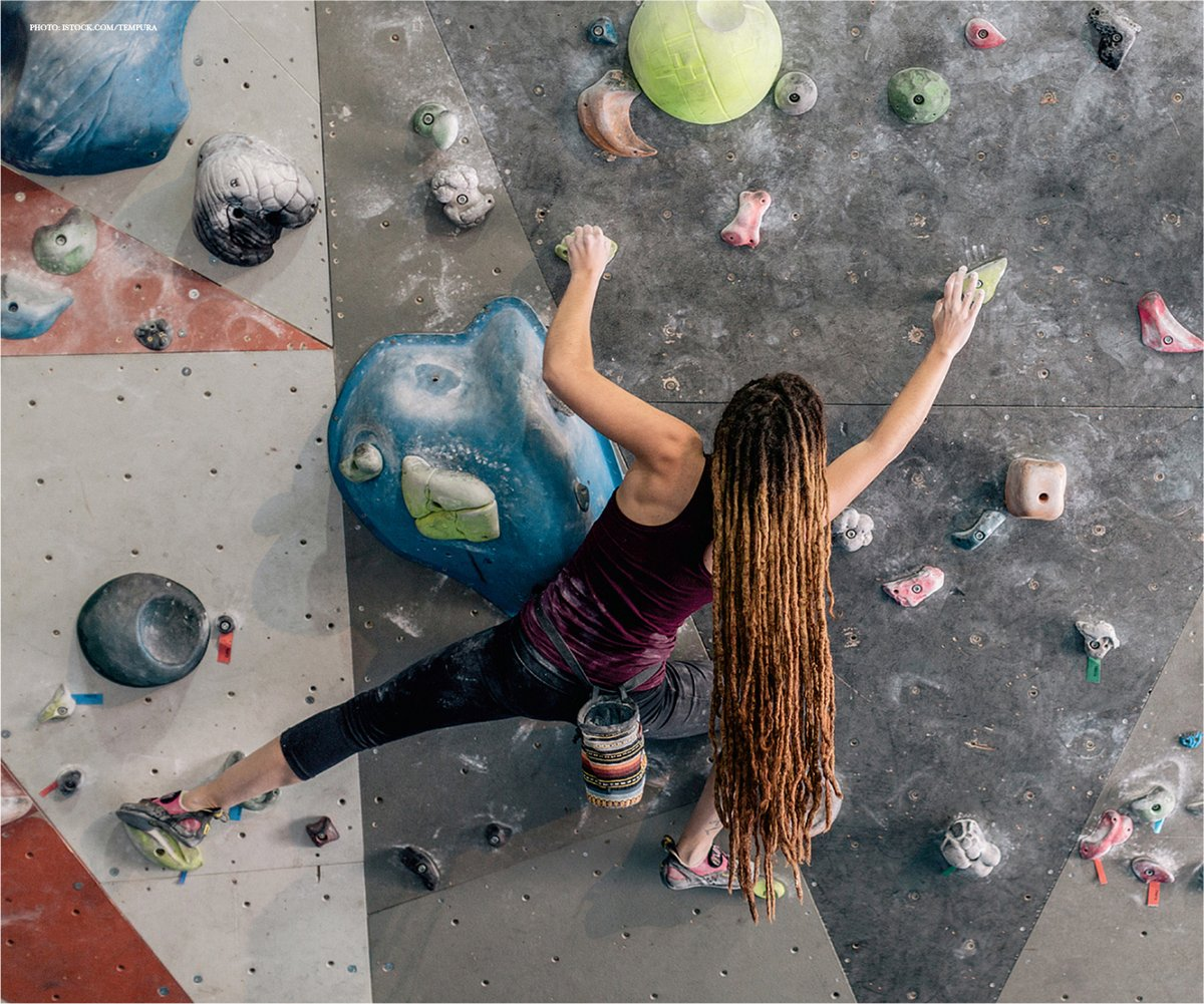 How can being a rock climber (or a baker, or a stand-up comedian, or...) make you a better researcher?   Scientists share their thoughts (and their hobbies) in this #NextGenSci: