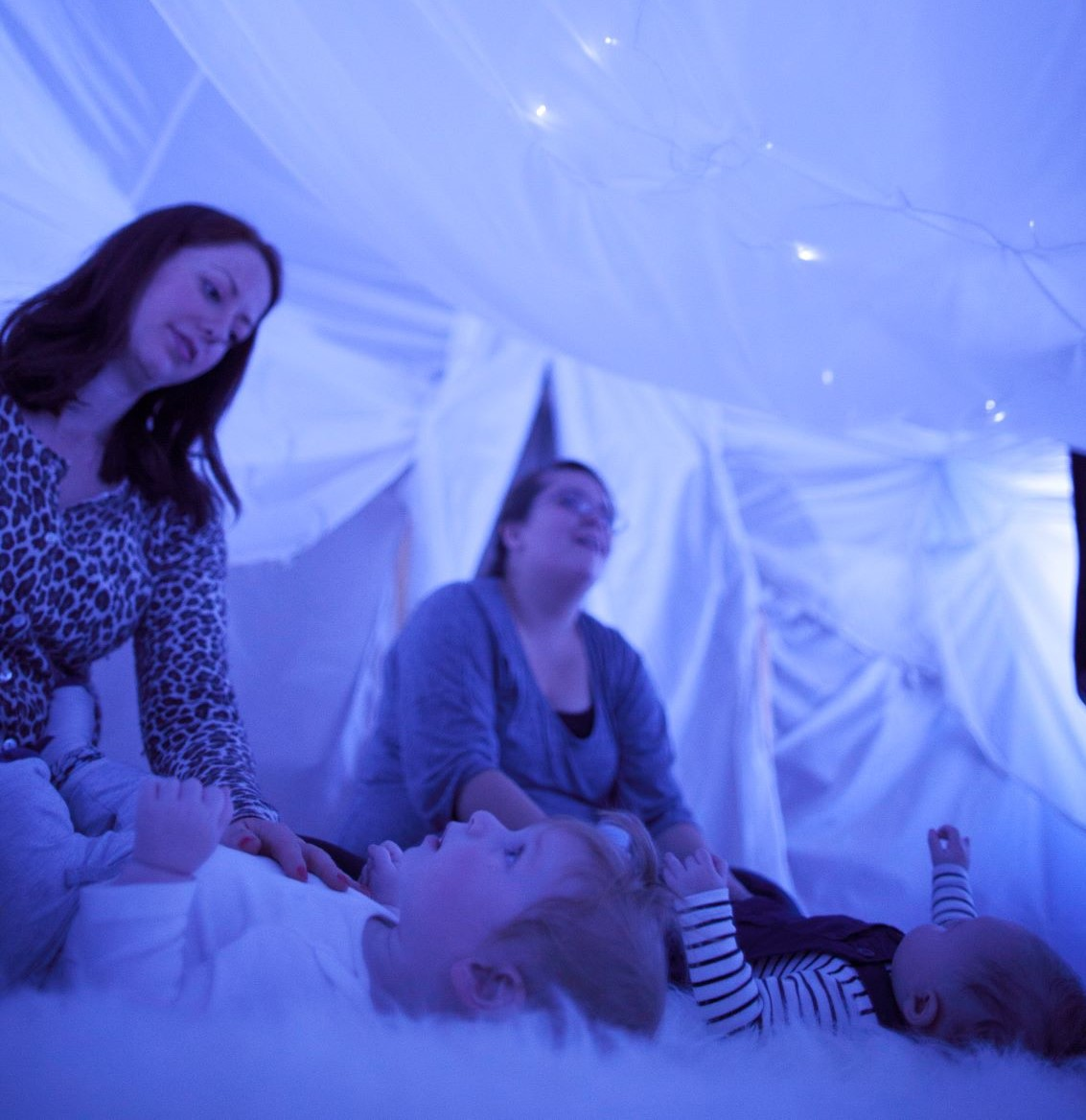 For all parents looking for a memorable experience with your pre-walking baby…. Come along to Nest! A truly remarkable experience in a custom-built performance tent! Don't miss this unique opportunity at @AttenboroughAC during #Spark2020 !  Book Here: https://t.co/u9Q1E0zDm9