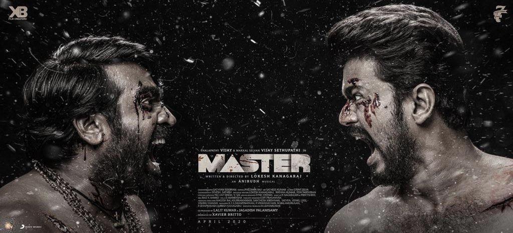 #MasterThirdLook #master