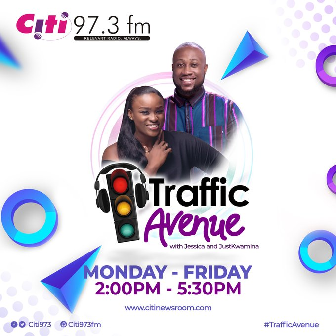 That's all for the #CitiCBS with @benkoku, @eastsportsman, @nathan_quao and @KojoAB  #BrunchInTheCiti with @ajsarpong is next  #TrafficAvenue: From 2:00pm   On Citi TV today:  #30Minutes at 5pm  #CitiNewsroom at 8pm  #PointOfView at 9pm