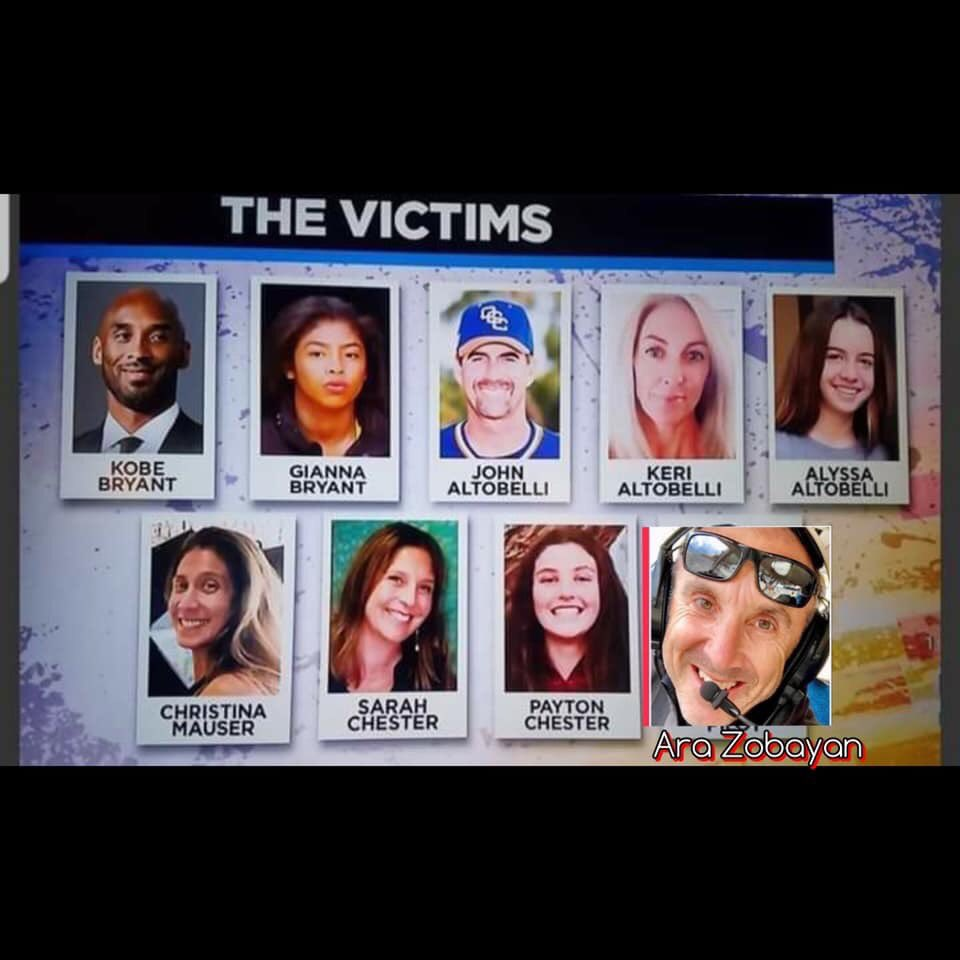 RIP 💔  All victims of Kobe Bryant's helicopter crash have been named. RIP to each of them. CTTO  #RIPMamba #RIPKobeBryant #RIPAltobelliFamily