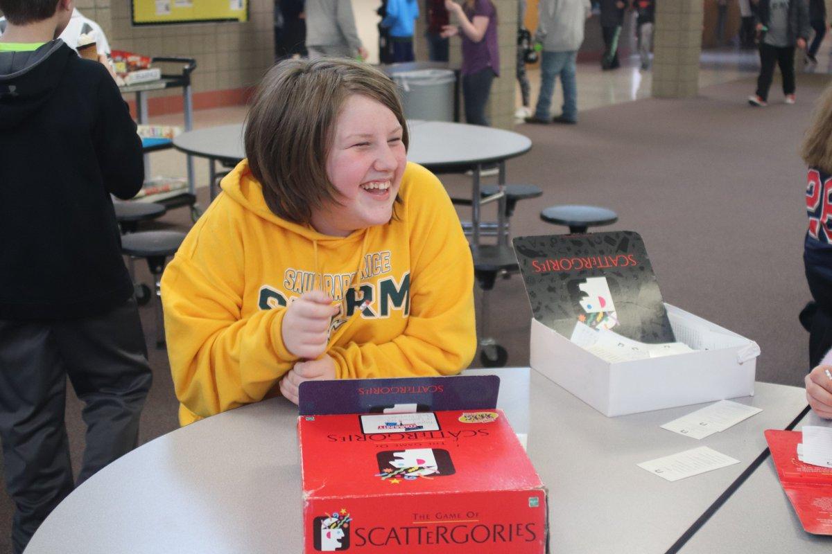 test Twitter Media - STORM Blast at Sauk Rapids-Rice Middle School was such a ... well, BLAST! #FridayFun #StormStrongSRRMS #2020StormBlast https://t.co/R1n8iQ7K4e