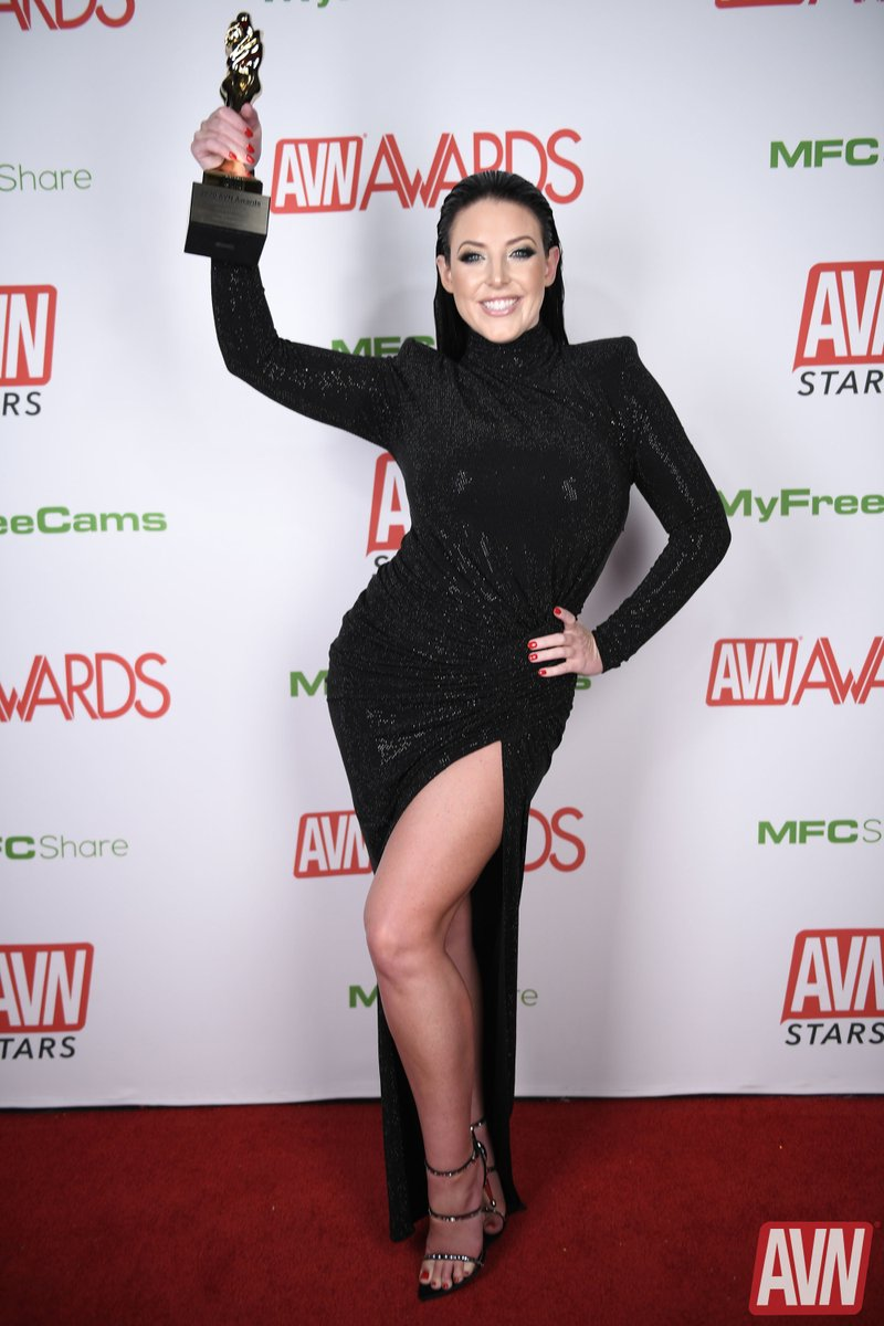 Thank you @AVNMediaNetwork for the immense honor of being the 2020 Female Performer of the Year. To have my work so generously recognized is completely overwhelming ❤️