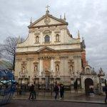 Kraków Square 😀 https://t.co/pb7EJouPxf