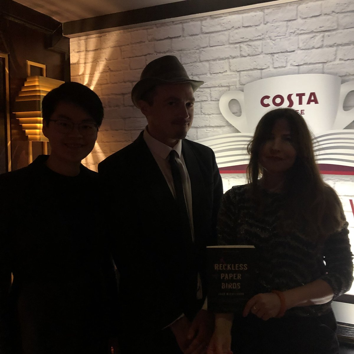test Twitter Media - Guess who the Poetry silhouettes are at @CostaBookAwards https://t.co/MEssztPB4q