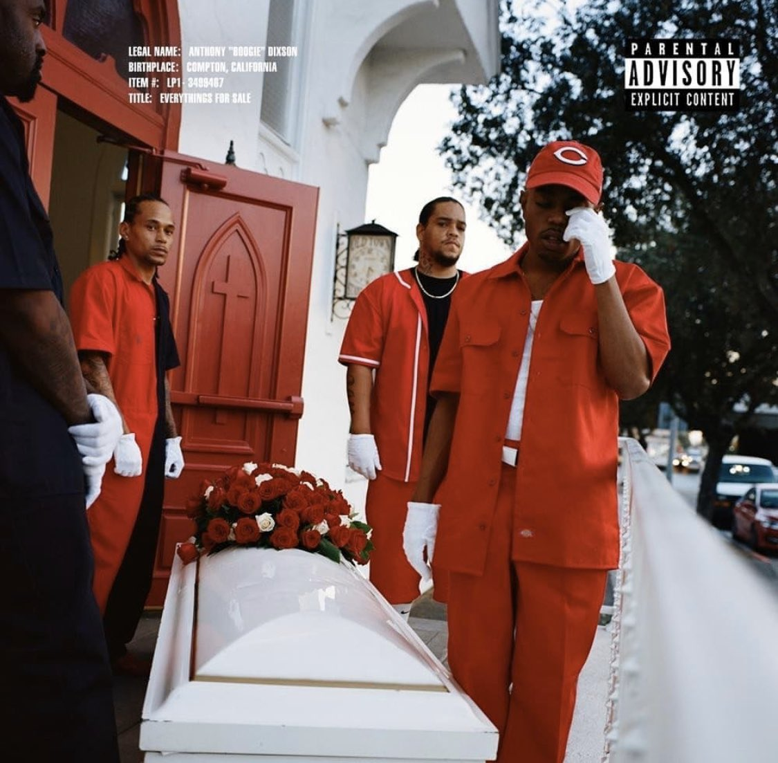 One Year Anniversary of Everythings For Sale 🏆 We celebrating all week!! What is your favorite song from this masterpiece ? @WS_Boogie