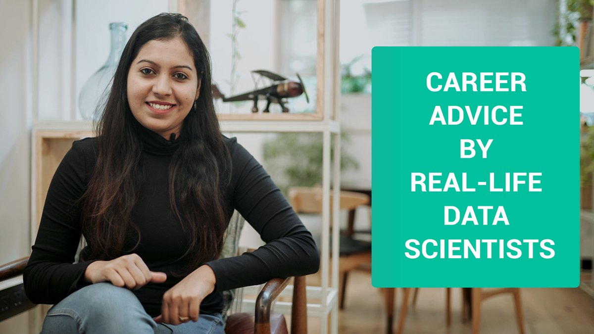 test Twitter Media - Wish to make it in Data Science & AI? Here's #careeradvice https://t.co/rph3hzIWob from PhonePe #DataScientist on how to crack a #datascience #artificialintelligence #interview & how to make a #career transition into #AI, #machinelearning & data science. https://t.co/3Gd8uSN1wB