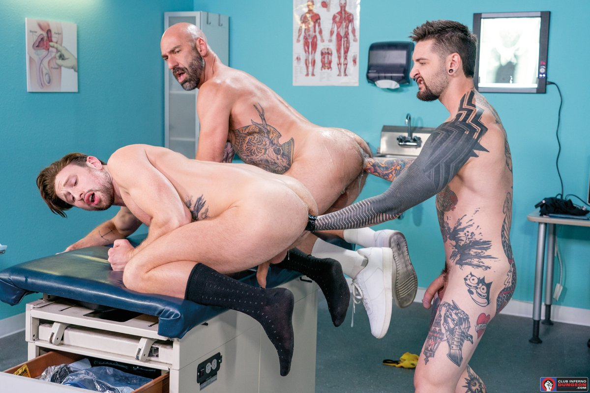 Гей Порно В Больнице