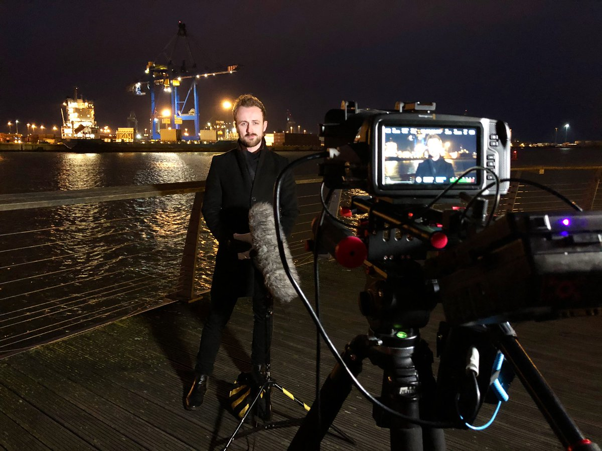 test Twitter Media - Live on @itvcalendar at 6 from #zeebrugge is @JonnyBrownYorks with his special report on the effects of #Brexit, via @LiveU @Blackmagic_News https://t.co/wKyirTrMBj